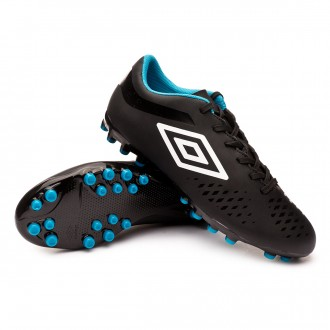 Chaussure de foot  Umbro Velocita IV League AG Black
