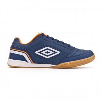 Chaussure de futsal  Umbro Futsal Street V IC Navy