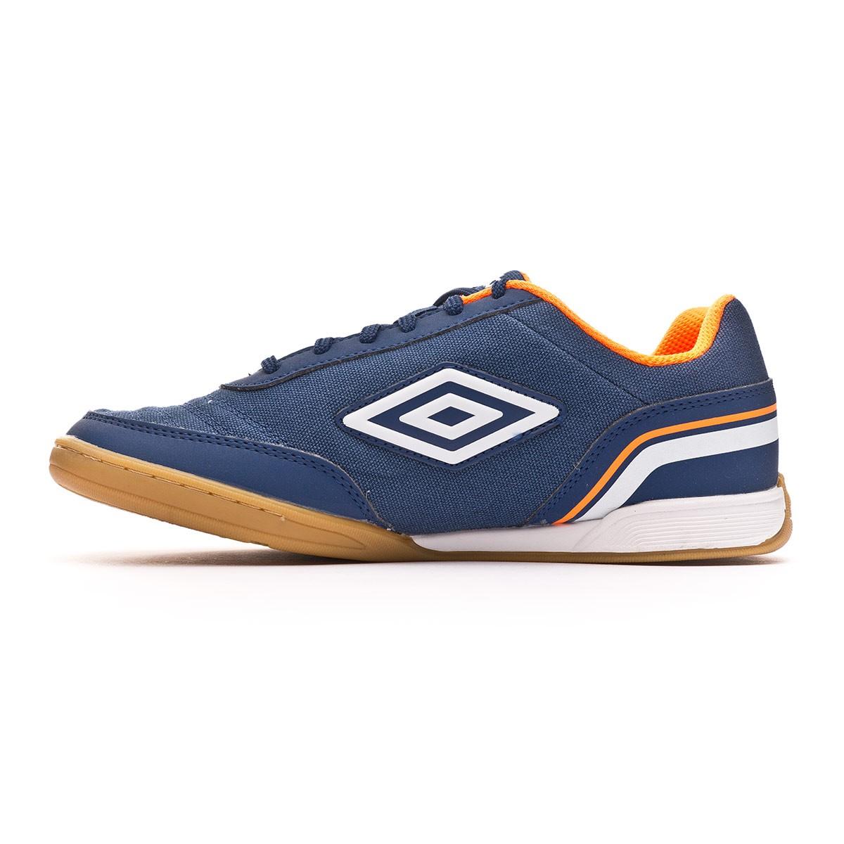 826c4d485ac2 Futsal Boot Umbro Futsal Street V IC Navy - Football store Fútbol Emotion