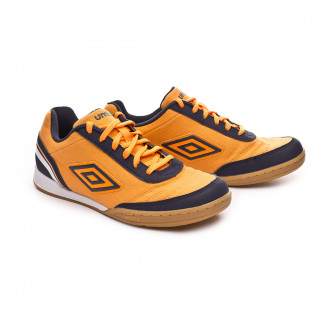 Futsal Boot  Umbro Futsal Street V IC Orange-Black