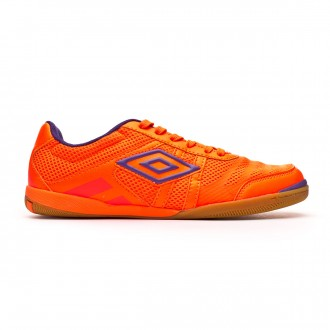 Zapatilla  Umbro Futsal Tunder IC Orange fluor