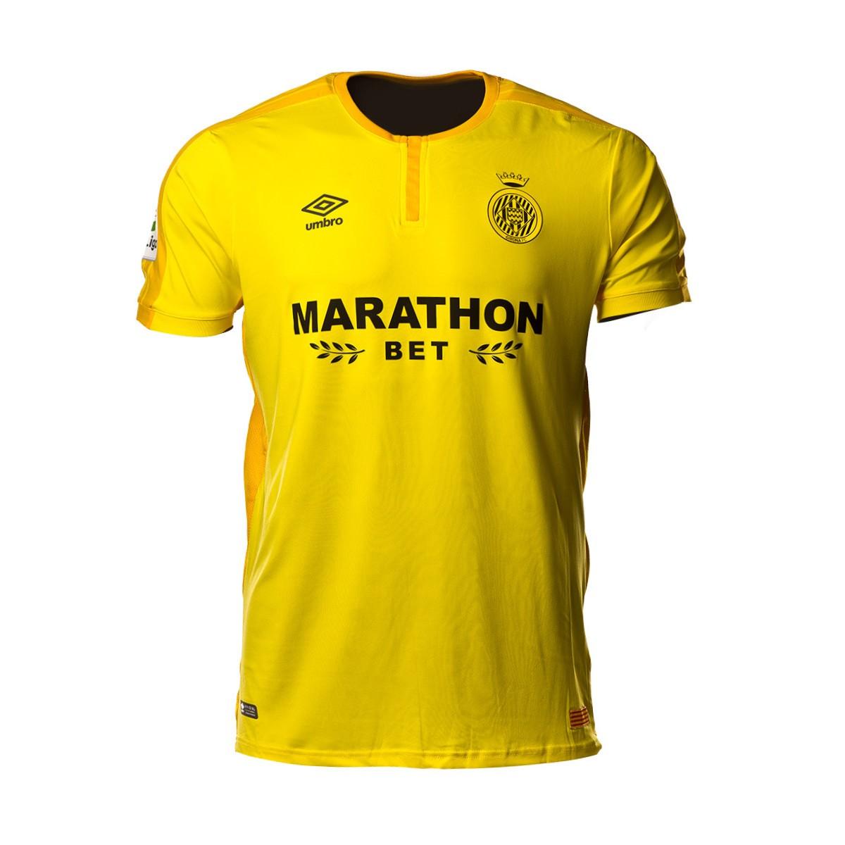 9c0350cfab663 Camiseta Umbro Girona FC Segunda Equipación 2018-2019 White - Tienda de  fútbol Fútbol Emotion