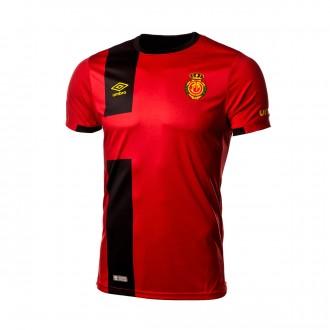 Camiseta  Umbro RCD Mallorca Primera Equipación 2018-2019 Rojo-Negro