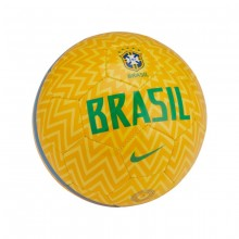 Balón Mini Brasil Skills 2018-2019 Samba gold-Lucky green soar