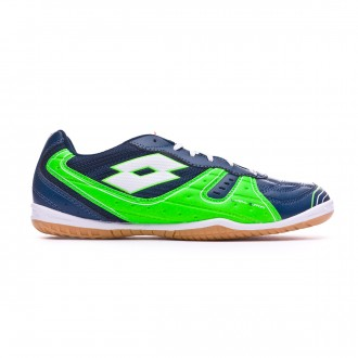 Scarpe Lotto Tacto 500 III ID Blue city-White