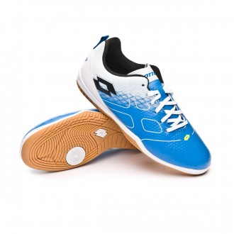 Futsal Boot  Lotto Kids Maestro 700 ID  Blue atletic-Black