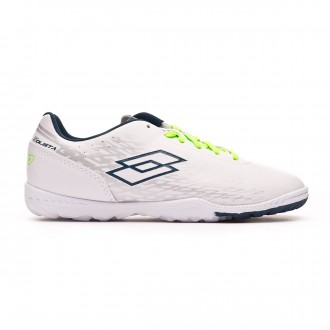 Scarpe  Lotto Solista 700 Turf Junior White-Blue city
