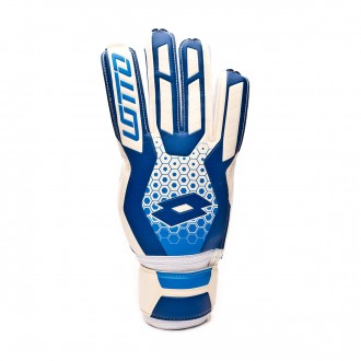 Luvas Lotto Spider 500 White-Royal