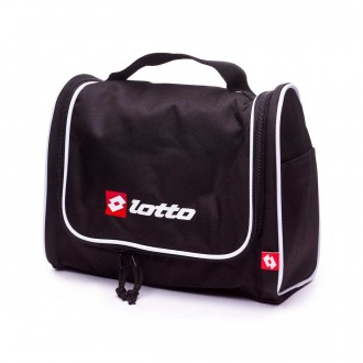 Toilet bag  Lotto Beauty Team Black-White-Red