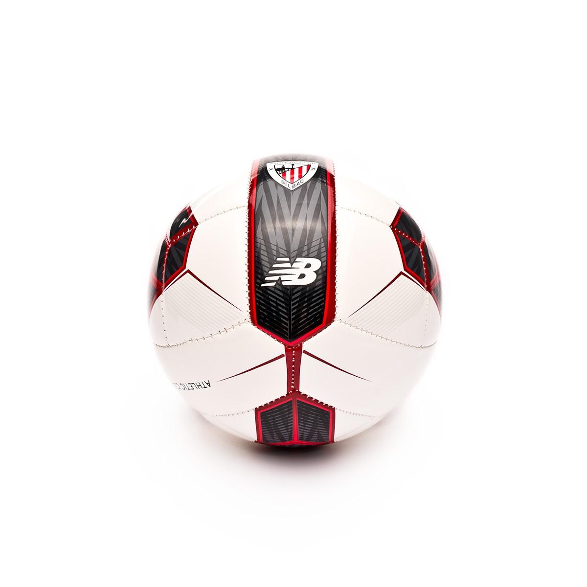 Balón Mini AC Bilbao Dispatch 2018 2019 White Red