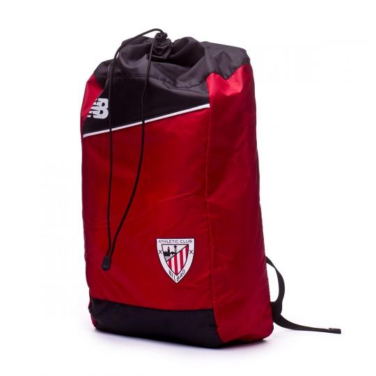 Descanso triatlón Compuesto  Mochila New Balance Gym AC Bilbao 2018-2019 Red-Black - Tienda de fútbol  Fútbol Emotion