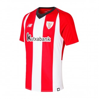 Jersey  New Balance AC Bilbao 2018-2019 Home White-Red