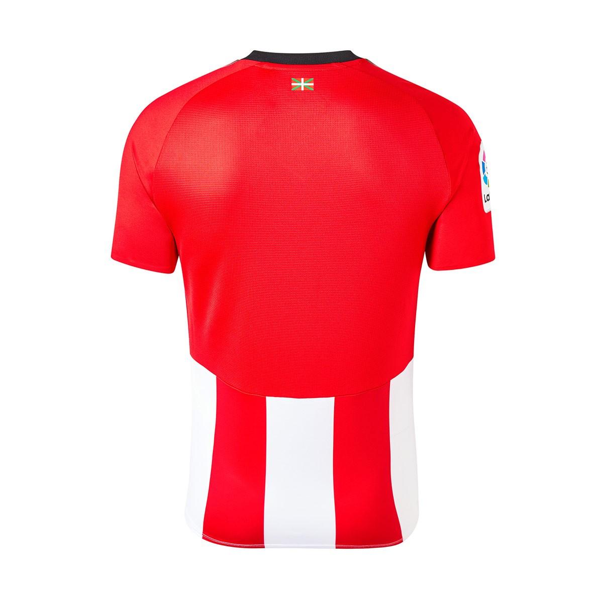 557bea92006d2 Camiseta New Balance AC Bilbao Primera Equipación 2018-2019 White-Red -  Tienda de fútbol Fútbol Emotion