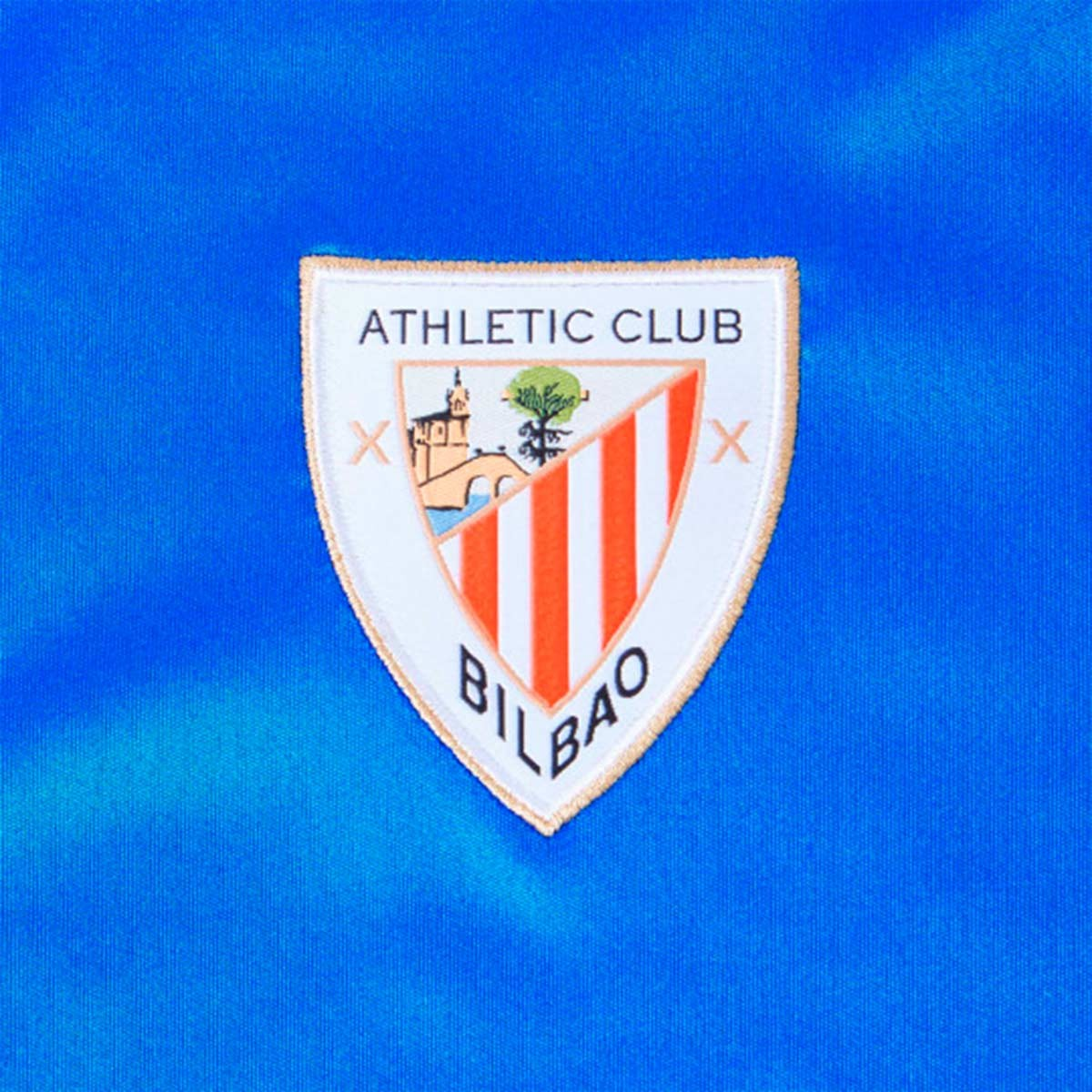 Jersey New Balance AC Bilbao 2018-2019 Away Blue - Leaked soccer 62875dd1b4c24