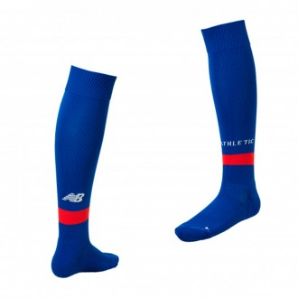 Football Socks  New Balance AC Bilbao 2018-2019 Away Blue