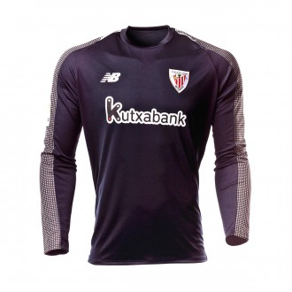 Jersey  New Balance Goalkeeper AC Bilbao 2018-2019 Home Black