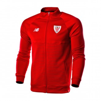 Casaco  New Balance AC Bilbao Walkout 2018-2019 Red
