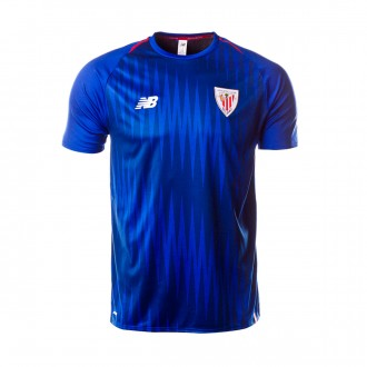 Camiseta  New Balance AC Bilbao Pre-Match 2018-2019 Blue