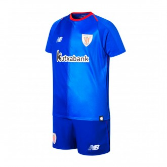 Kit  New Balance Kids AC Bilbao 2018-2019 Away Blue