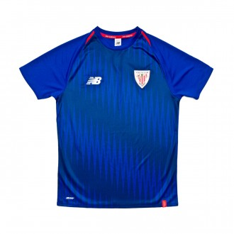 Jersey  New Balance Kids AC Bilbao Pre-Match 2018-2019  Blue