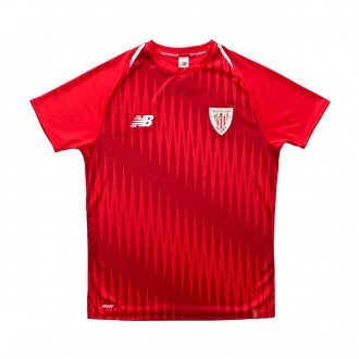 Jersey  New Balance Kids AC Bilbao Pre-Match 2018-2019  Red