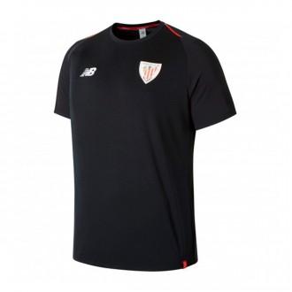 Camisola New Balance AC Bilbao Training 2018-2019 Crianças Black