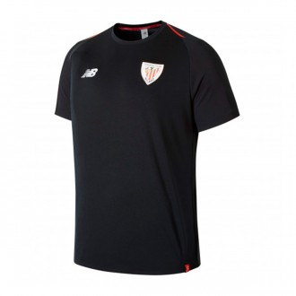 Camiseta New Balance AC Bilbao Training 2018-2019 Niño Black
