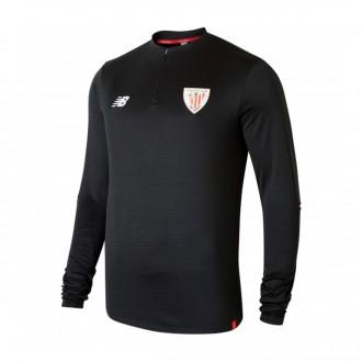 Sweatshirt New Balance AC Bilbao Training 2018-2019 Crianças Black