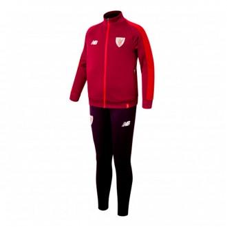 Tuta  New Balance AC Bilbao 2018-2019 Junior Garnet