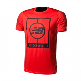 Camiseta  New Balance Graphic Elite Tech m/c Flame