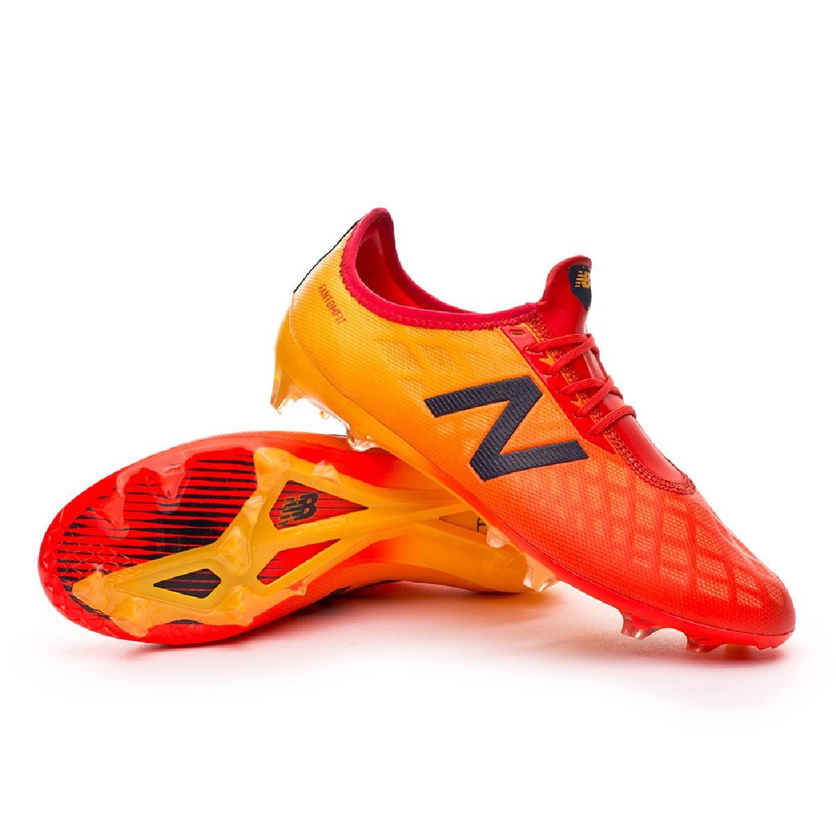 c1fa78e0e Football Boots New Balance Furon 4.0 Pro FG Flame - Football store Fútbol  Emotion