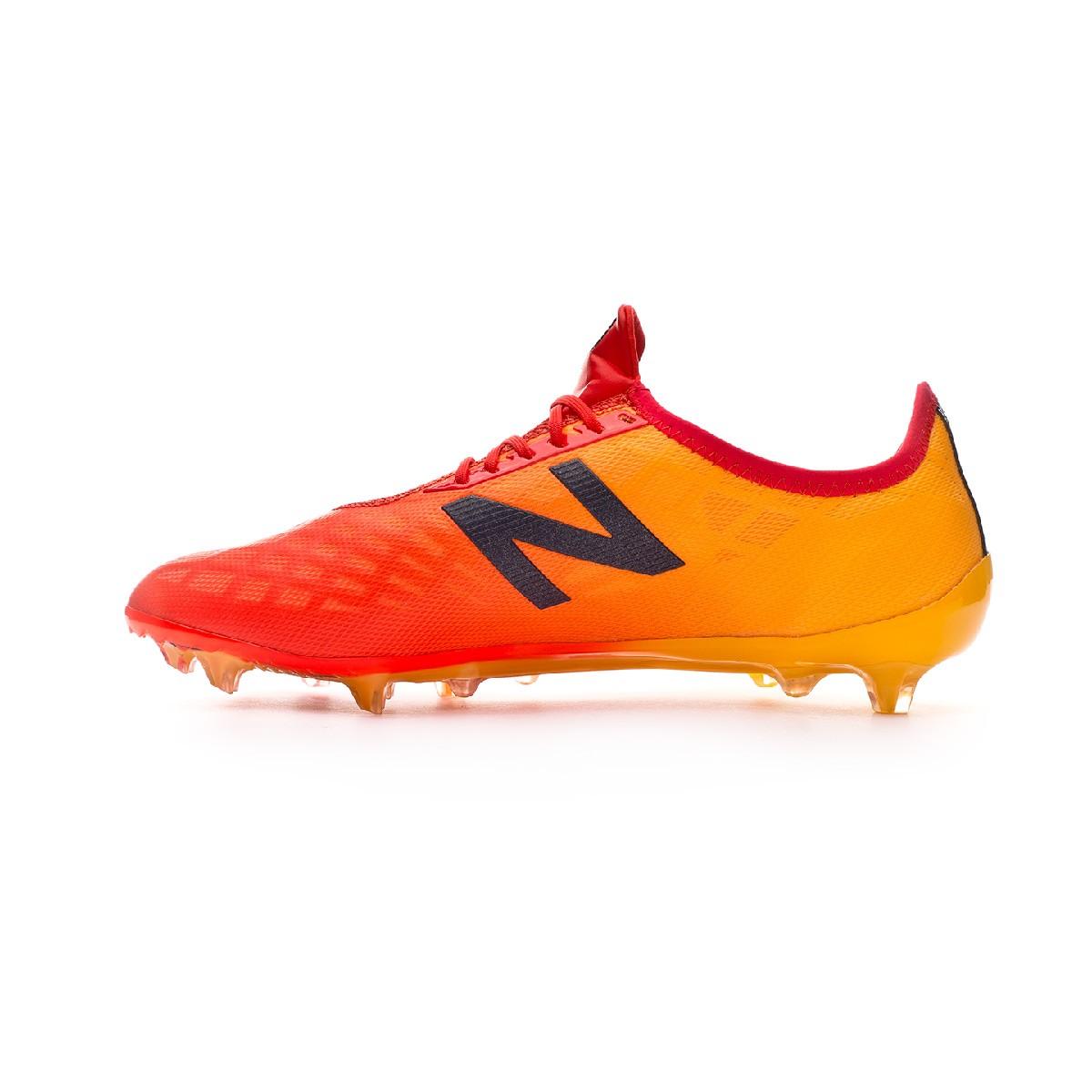 pretty nice 1ecac 51dde Chaussure de foot New Balance Furon 4.0 Pro FG Flame - Boutique de football  Fútbol Emotion