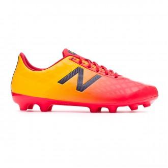 Chaussure de foot  New Balance Furon 4.0 Dispatch AG Flame