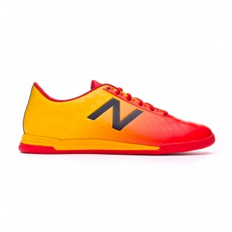Futsal Boot  New Balance Kids Furon 4.0 Dispatch Indoor  Flame