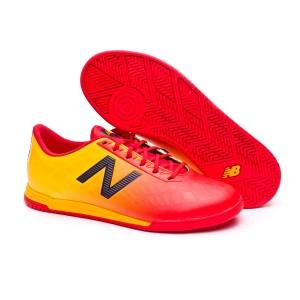 dcdcd47cc Futsal Boot New Balance Kids Furon 4.0 Dispatch Indoor Flame ...