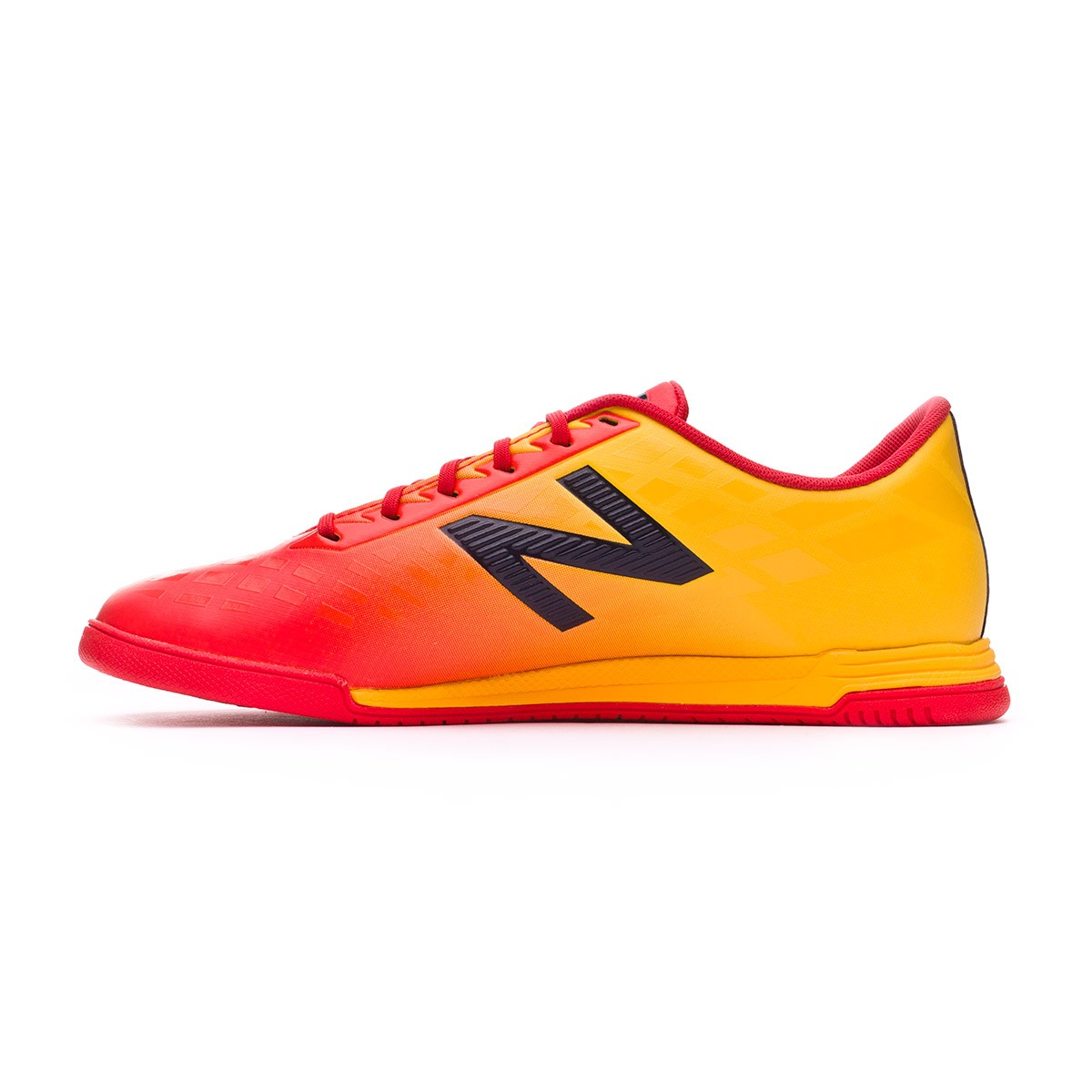 41abff2069c Tenis New Balance Furon 4.0 Dispatch Indoor Niño Flame - Soloporteros es  ahora Fútbol Emotion
