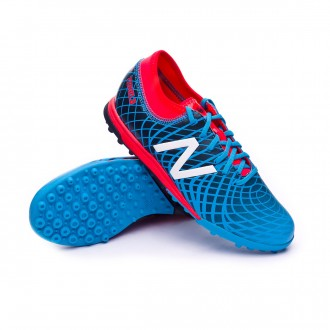 Zapatilla  New Balance Tekela 1.0 Magique Turf Niño Galaxy blue