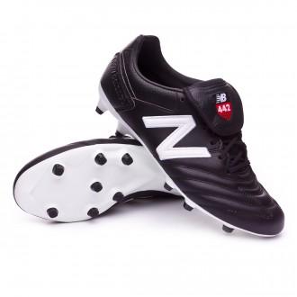 Boot  New Balance Classic 442 v1 Piel Black