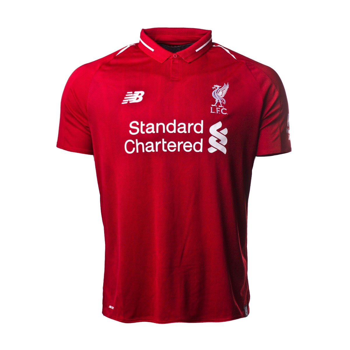 Allenamento calcio Liverpool 2019