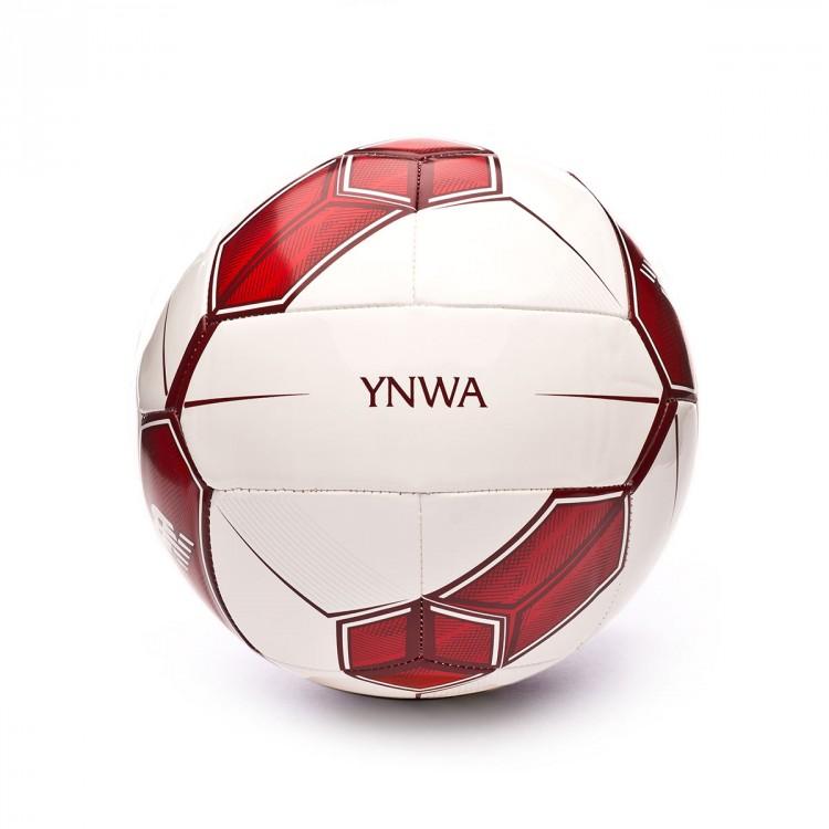 Ball Balance Season Java Game: Ball New Balance Liverpool FC Distpach 2018-2019 White-Red