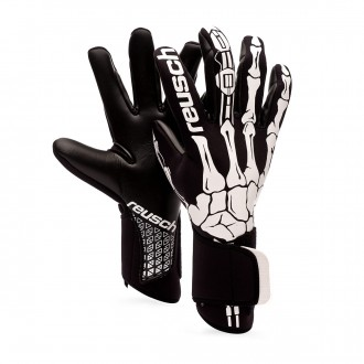 Glove  Reusch Pure Contact X-RAY Black-White