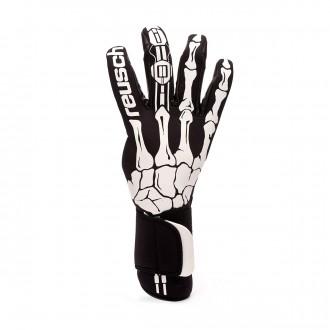 Glove  Reusch Pure Contact X-RAY Black-White