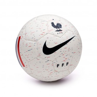 Ball  Nike France Supporters White-Obsidian