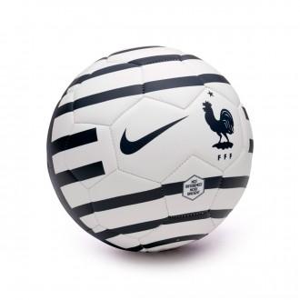 Balón  Nike Francia Prestige 2018-2019 Obsidian-Deep royal-White