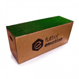 SP Fútbol Bouncing Box for Goalkeeper Training Wood-Artificial grass