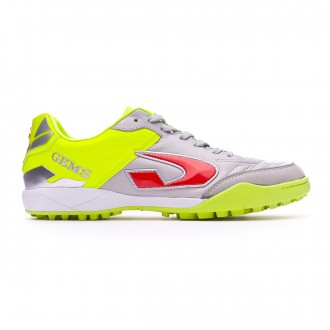 Football Boot  Gems Viper FX Turf Grey-Yellow