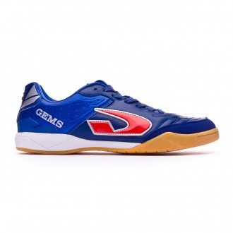 Futsal Boot  Gems Viper FX IN Blue