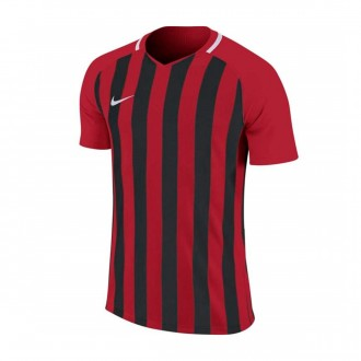 Jersey  Nike Striped Division III m/c University red-Black