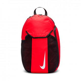 Backpack Nike Academy Team University red-Black-White
