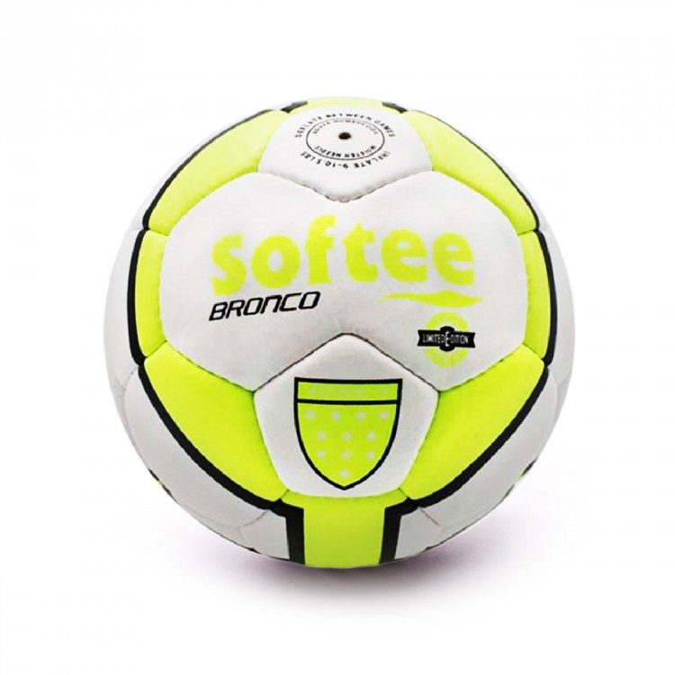 Ball Jim Sports Bronco Limited Edition White-Volt - Football store ... 665a3cf898b60